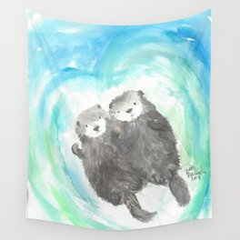 "Made for each ""otter"" Wall Tapestry"