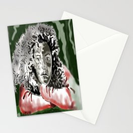 Rosa 2 Stationery Cards