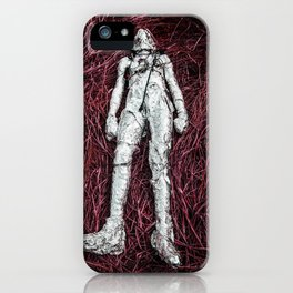 Gazing iPhone Case