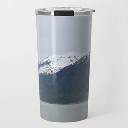 Looking Over Smugglers Cove Travel Mug