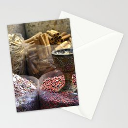 Spice souk Dubai Stationery Cards
