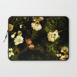 Floral Night III Laptop Sleeve