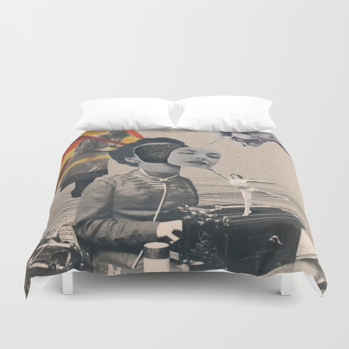 Staff Turnover Duvet Cover