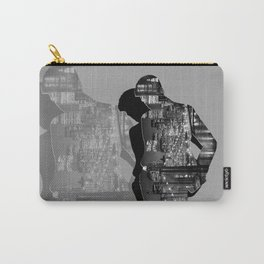 Sad City Carry-All Pouch