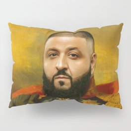 DJ Khaled Classical Painting Pillow Sham