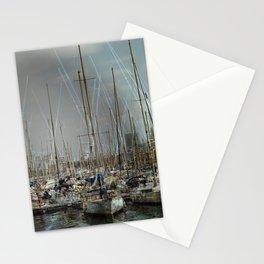 Port de Barcelona Stationery Cards