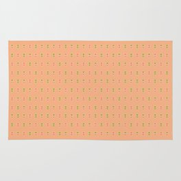 Intersecting Triangles Rug