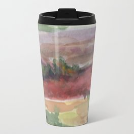 Fields of Sarlat Travel Mug