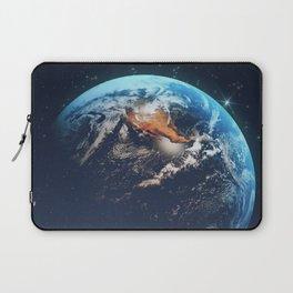 The Earth Head by GEN Z Laptop Sleeve