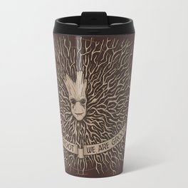 I am and We Are Travel Mug