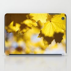 fall iPad Case