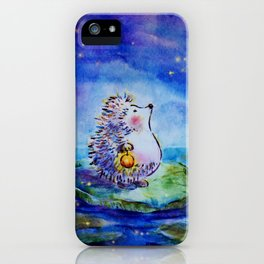 Finding My Star iPhone Case