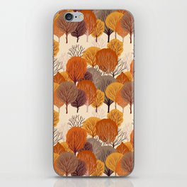 Fall in Love iPhone Skin
