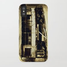 once a home II Slim Case iPhone X