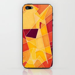Leo iPhone Skin