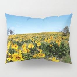 wildflower season Pillow Sham