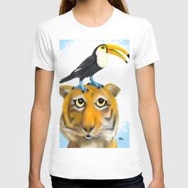 Tiger and Toucan T-shirt