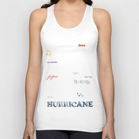 looking for alaska Tank Tops featuring Looking for Alaska BLACK by Lena Lang