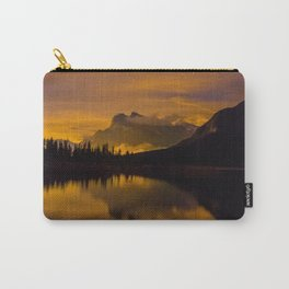 Fiery Rundle Carry-All Pouch