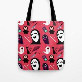 Yume Nikki Pattern Tote Bag