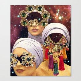 Las Diosas (de YSL) Canvas Print
