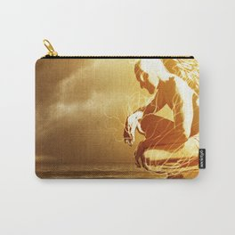 A Mighty Messenger Carry-All Pouch