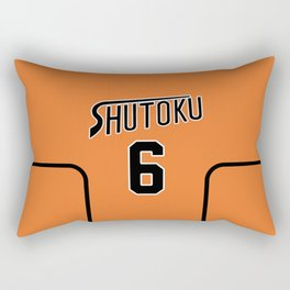 Midorima's Jersey Rectangular Pillow
