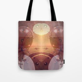 Interdimensional Pilot Tote Bag