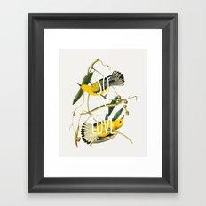 So In Love Framed Art Print
