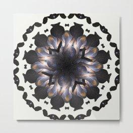 space mandala #5 Metal Print