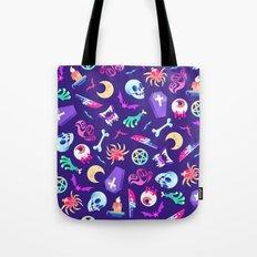 Horroriffic! Tote Bag