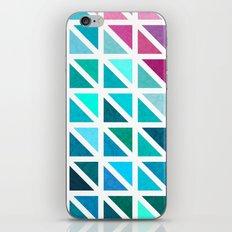 Triangles #7 iPhone & iPod Skin