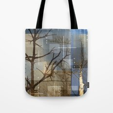 Dead Trees Tote Bag
