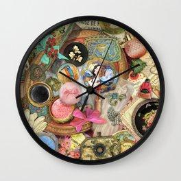 Vintage Vanity Wall Clock