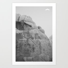 Vertical Poster Art Print