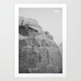 Vertical Poster Art Print
