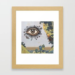 Third Eye  Framed Art Print