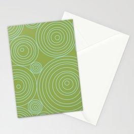 Circles & Circles Stationery Cards