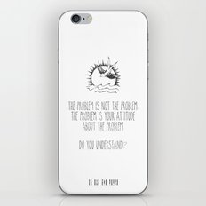 Do You Understand? iPhone & iPod Skin