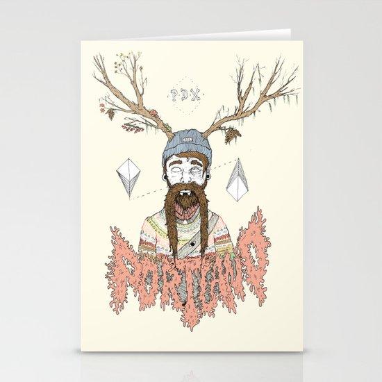 PORTLAND I Stationery Cards