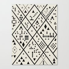 Desert Quest Canvas Print
