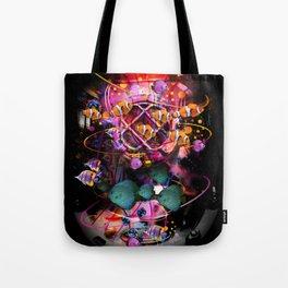 DiveDeeper Tote Bag
