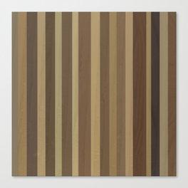 Wooden Planks Canvas Print