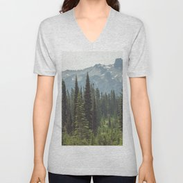 Escape to the Wilds - Nature Photography Unisex V-Neck
