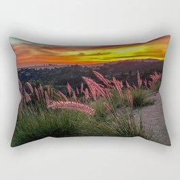 Wisping Rectangular Pillow