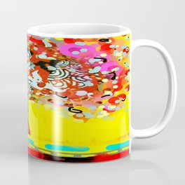 calipso fusion tree Coffee Mug