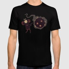 Katamari of the Dead Black Mens Fitted Tee LARGE