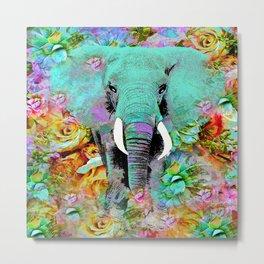 ELEPHANT #8 Metal Print