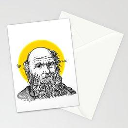 St. Darwin Stationery Cards