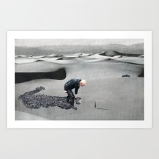 An Other Exodus Art Print